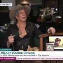 Микки Рурк шокировал фанатов своей внешностью