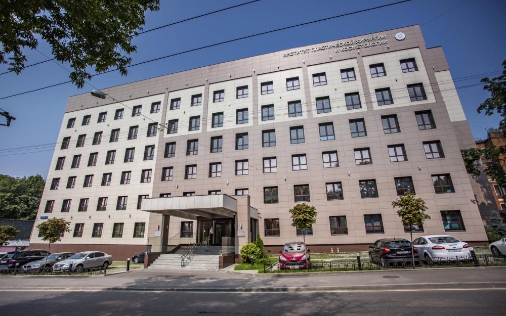 Институт красоты на Ольховке