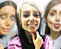 В Иране арестовали двойника Джоли