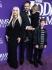 Кристина Агилера с бойфрендом и детьми на премьере «ADDAMS FAMILY»