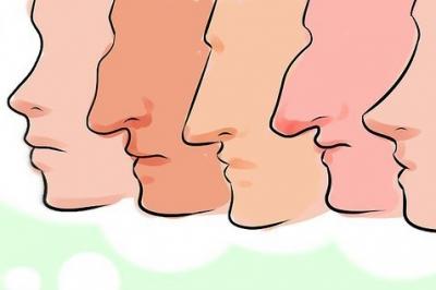 Как исправить нос с горбинкой?