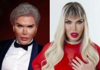 Живой Кен превратился в Барби!