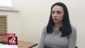 Дарья Разинкина. Кадр сюжета телеканала «РЕН ТВ»