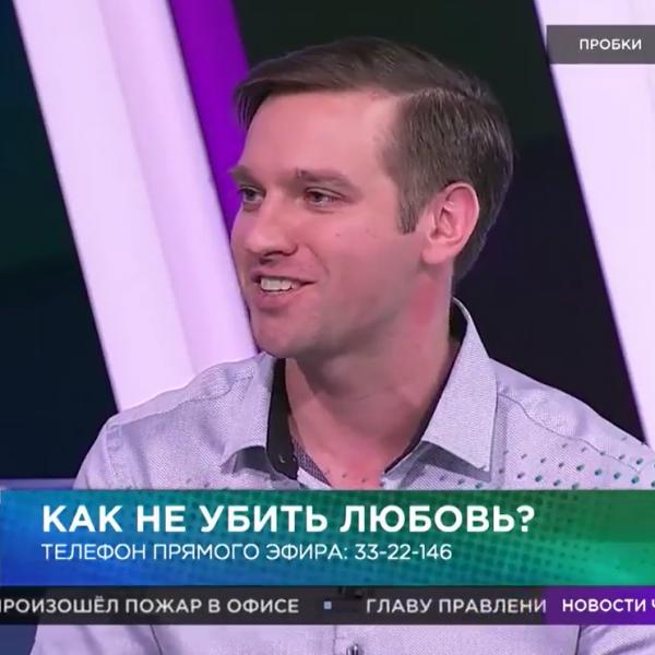 Пластический хирург Станислав Екимов на телевидении