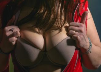 Одновременное увеличение и подтяжка груди