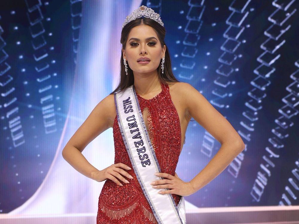 Мисс Вселенная Андреа Меса