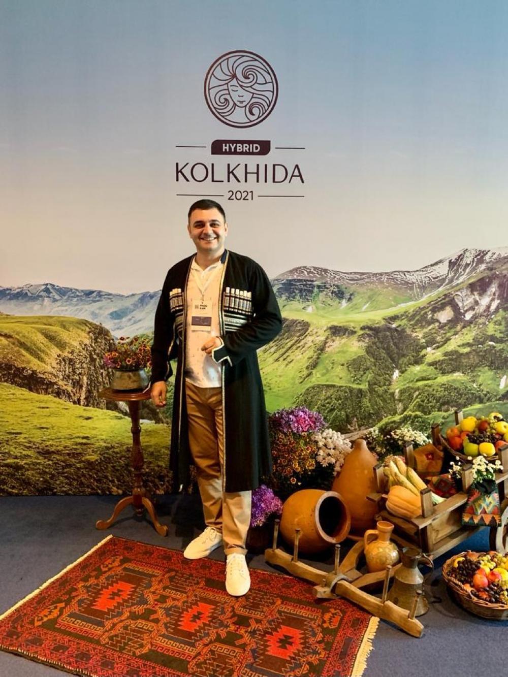 Пластический хирург Вардан Аршакян на конгрессе «Колхида 2021»