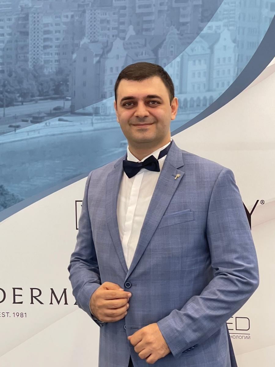 Пластический хирург Вардан Аршакян на Балтийском конгрессе